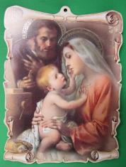 Obraz na dreve: Sv. rodina (WOP 1013)