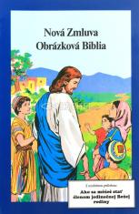 Nová zmluva - Obrázková Biblia