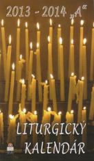 Liturgický kalendár 2013 - 2014 (rok A) - vreckový kalendár