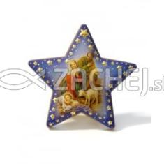 Vianočná hviezda (P205-N31) - na postavenie