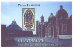 CD - Guadalupe, najväčšie pútnické miesto na svete