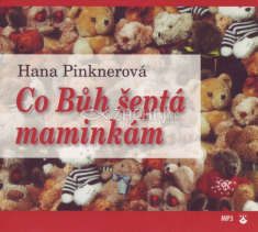 CD - Co Bůh šeptá maminkám - audiokniha, mp3