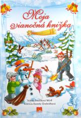 Moja vianočná knižka - s ilustráciami Daniely Ondreičkovej