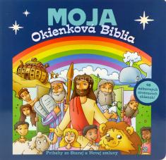Moja okienková Biblia - Príbehy zo Starej a Novej zmluvy