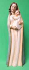Panna Mária s dieťaťom (PB11153) - 29,5 cm