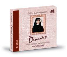 3 CD - Denníček, Božie milosrdenstvo v mojej duši - audiokniha, mp3