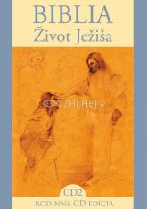 CD - Biblia - Život Ježiša 2 - CD 2