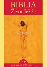 CD - Biblia - Život Ježiša 5 - CD 5