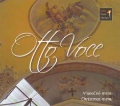CD + DVD: Vianočné menu - Christmas menu