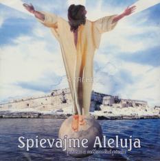 CD - Spievajme Aleluja - Pôstne a veľkonočné piesne