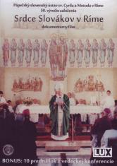 DVD: Srdce Slovákov v Ríme - dokumentárny film