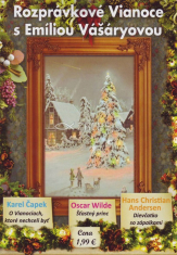 CD - Rozprávkové Vianoce s Emíliou Vášáryovou