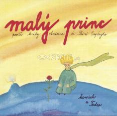 CD - Malý princ (audiokniha)