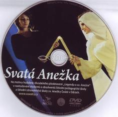 DVD - Svatá Anežka
