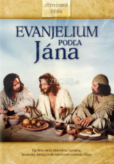 DVD - Evanjelium podľa Jána