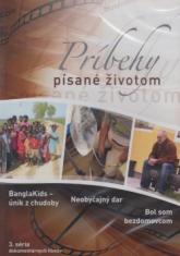 DVD: Príbehy písané životom - 3. séria - dokumentárne filmy