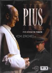 2 DVD - Pius XII. - Pod rímskym nebom