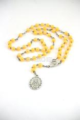Ruženec sedembolestný (žltý) - perleťový