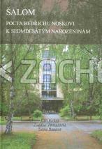 Šalom - Pocta Bedřichu Noskovi k sedmdesátým narozeninám