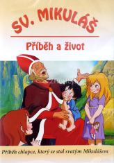 DVD - Sv. Mikuláš (česky) - Příběh a život