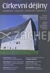 Církevní dějiny 10/2012 - Osobnosti, události, struktury, mentality