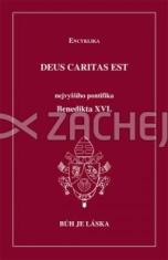 Deus caritas est - Bůh je láska - Čtvrté, opravené vydání