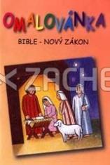 Omalovánka Bible - Nový zákon