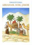 Omalovánka Abraham, Izák, Jákob