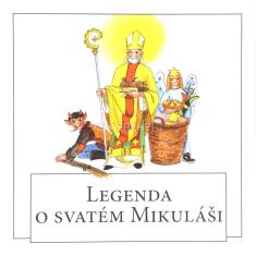 Legenda o svatém Mikuláši - leporelo