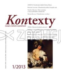 Kontexty 1/2013