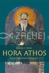 Hora Athos - Dějiny mnišské republiky