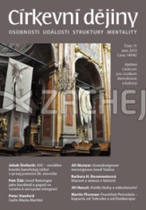 Církevní dějiny 11/2013