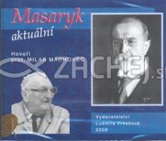 4 CD - Masaryk aktuální - záznam přednášek z let 1993-1994