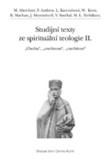 Osoba - osobnost - osobitost - Studijní texty ze spirituální teologie II.
