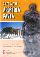 2 CD - Život a dílo apoštola Pavla