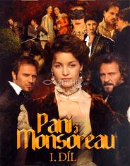 DVD - Paní z Monsoreau (1. díl)