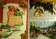 Vánoce z babiččina kapsáře a Babiččin vánoční balíček - kniha + balíček