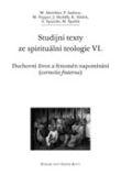 Duchovní život a fenomén napomínání (correctio fraterna) - Studijní texty ze spirituální teologie VI.