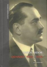 Denníky 1930 - 1939