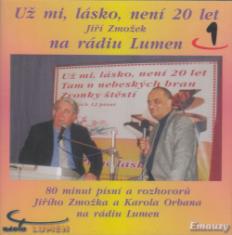 CD - Jiří Zmožek na rádiu Lumen 1
