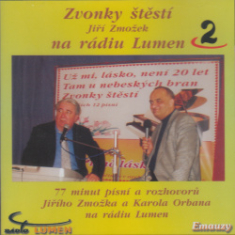 CD - Jiří Zmožek na rádiu Lumen 2