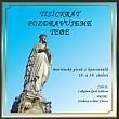 CD - Tisíckrát pozdravujeme Tebe - Mariánské písne z 18. a 19. století