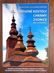 Drevené kostoly, chrámy, zvonice na Slovensku