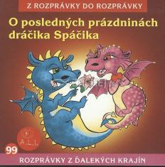 CD - O posledných prázdninách dráčika Spáčika