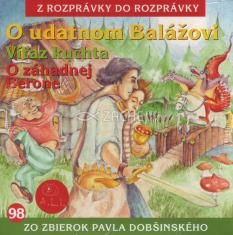 CD - O udatnom Balážovi