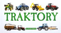 Traktory (rozkladacie leporelo)