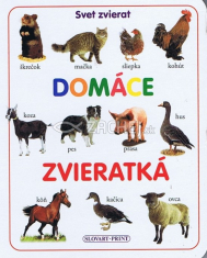 Domáce zvieratká - leporelo