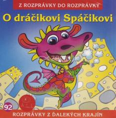 CD - O dráčikovi Spáčikovi