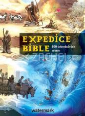 Expedice Bible - 100 dobrodružných výprav