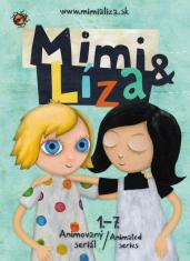 DVD: Mimi a Líza - Animovaný seriál pre deti